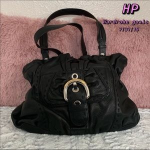 ‼️SALE‼️🎉HP🎉 NWOT ✨ B. Makowsky leather bag